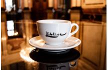Caffe latte šálek s...